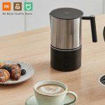 kupon, banggood, Scishare S3101 Elektrikli Süt Köpük Makinesi 550W Cappuccino Çalkalayıcı 150ml-250ml Xiaomi Youpin'dan Otomatik Köpük Makinesi Süt Isıtma Makinesi