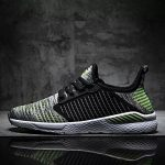 coupon, banggood, TENGOO Fly-A Men Sneakers Ultralight Soft Breathable Bouncy Shock Absorption Running Ball Game Sneakers