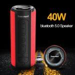 geekbuying, kupon, banggood, Tronsmart Element T6 Plus Portable 40W bluetooth 5.0 Speaker Tri-Bass IPX6 Tahan Air TWS Stereo SoundPulse Loudspeaker