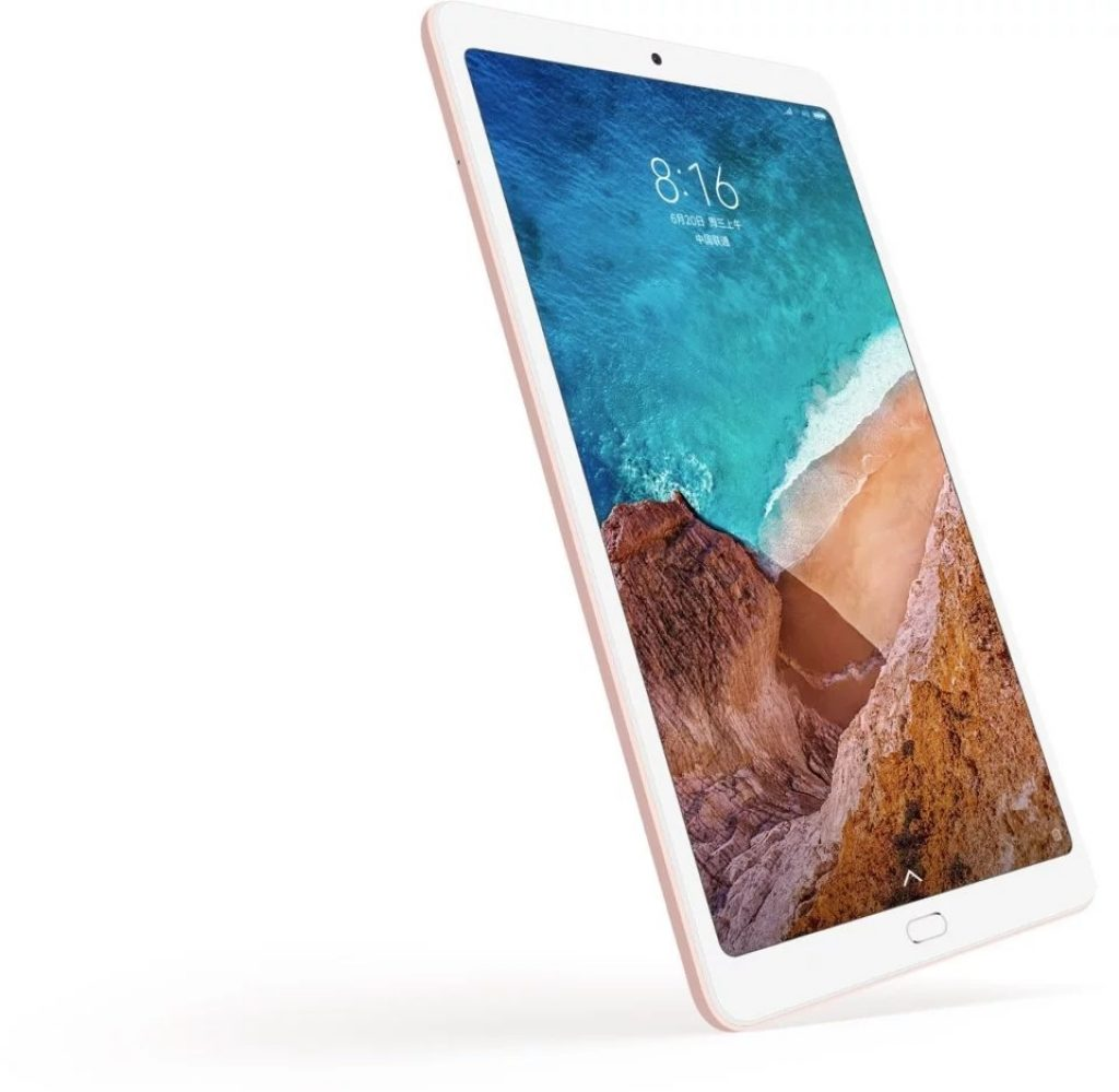coupon, banggood, XIAOMI Mi Pad 4 Plus Tablet Gold