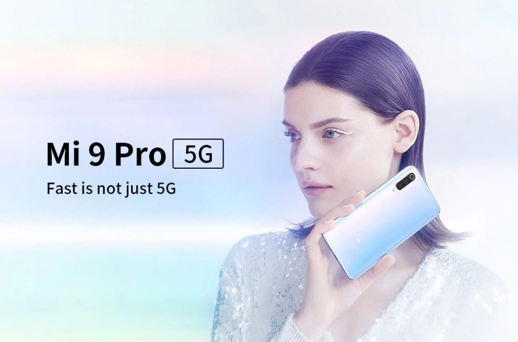 coupon, gearbest, Xiaomi Mi 9 Pro 5G 5G Phablet Smartphone