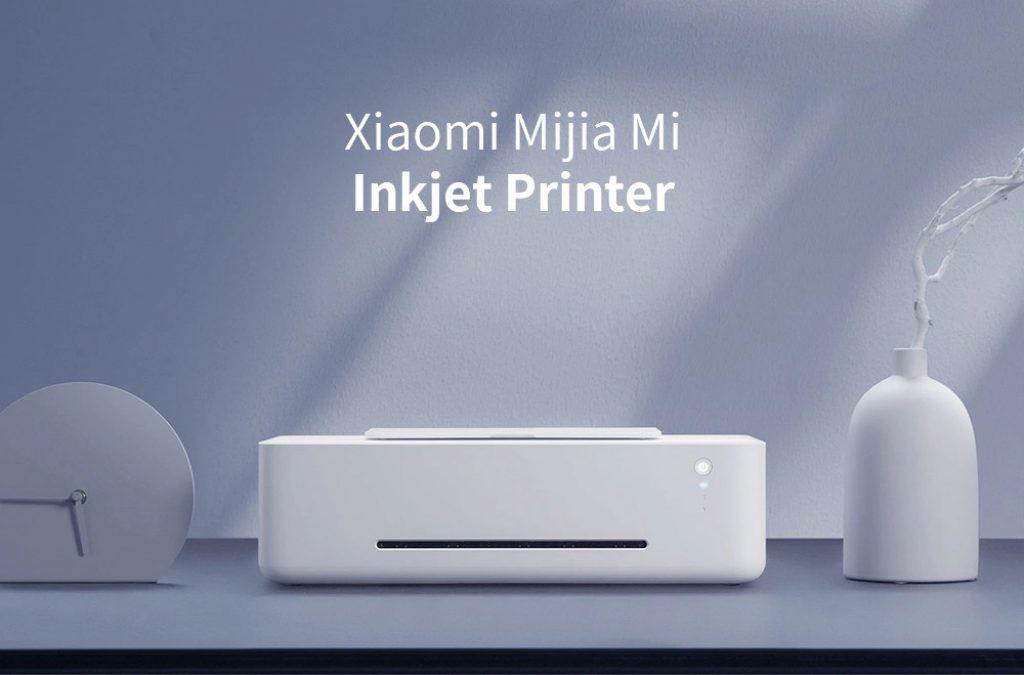 Phiếu giảm giá, gearbest, Máy in phun Xiaomi Mijia Mi