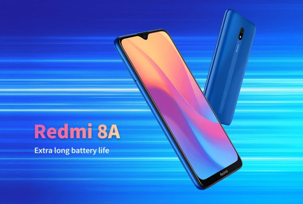 coupon, gearbest, Xiaomi Redmi 8A 4G Phablet Smartphone