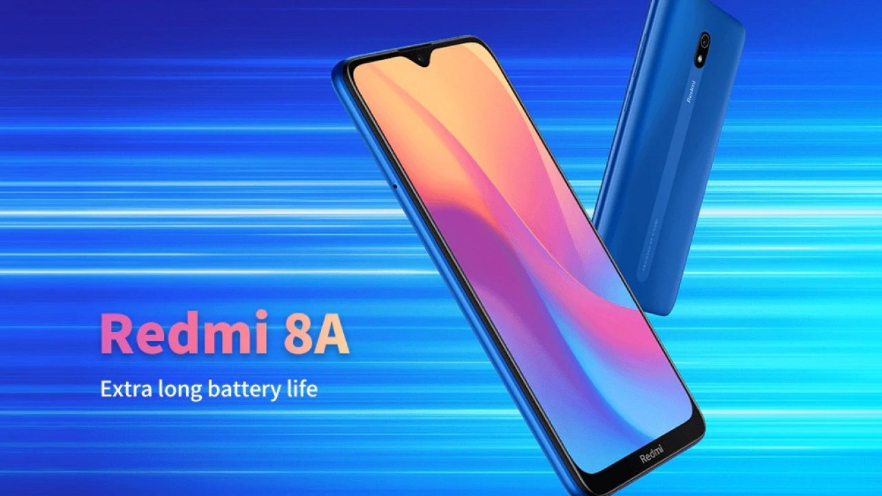 €95 with coupon for Xiaomi Redmi 8A 2+32GB Ocean Blue EU - Blue EU Plug  from GEARBEST - China secret shopping deals and coupons