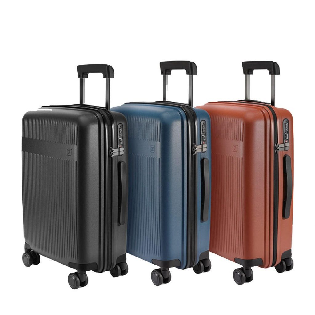 coupon, banggood, Xiaomi ZANJIA 20inch Suitcase 31L TSA Lock Spinner Wheel Carry On Luggage Case Outdoor Travel