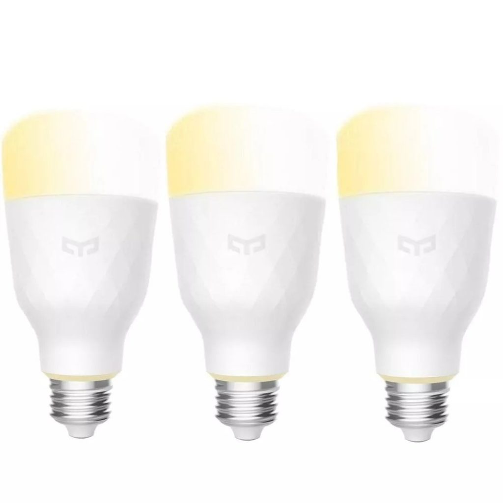 coupon, banggood, Yeelight YLDP05YL E27 10W Warm White to Daywhite WiFi Smart LED Bulb