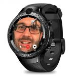 phiếu giảm giá, banggood, Zeblaze THOR 4 Dual 4G Cuộc gọi video LTE 5.0 + 5.0MP Camera kép Google Play App Smart Watch Phone