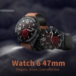 купон, gearbest, часы Alfawise 6 47mm Smart Watch