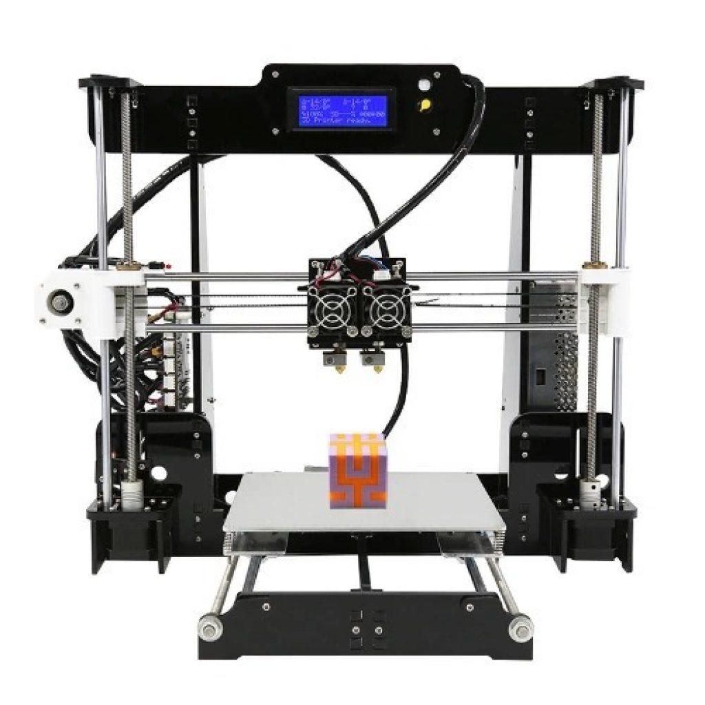 कूपन, धमाकेदार, Anet® A8-M DIY एक्सग्रेटेड 3D प्रिंटर