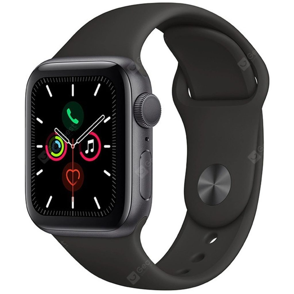 coupon, gearbest, Apple iWatch Series 5 Smart Sports Watch Black