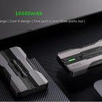 coupon, banggood, Black Shark from Xiaomi Eco-System 10000mAh 18W Quick Charge Power Bank