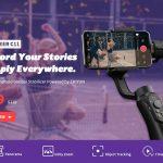 kupon, gearbest, Cinepeer C11 3-akse Smartphone Håndholdt Gimbal-stabilisator