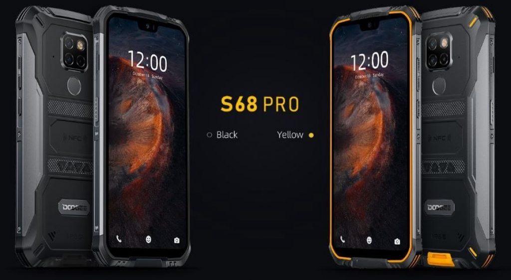 קופון, בנגדו, DOOGEE S68 Smartphone Pro