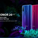coupon, gearbest, HUAWEI Honor 20 Lite 4G Phablet Smartphone