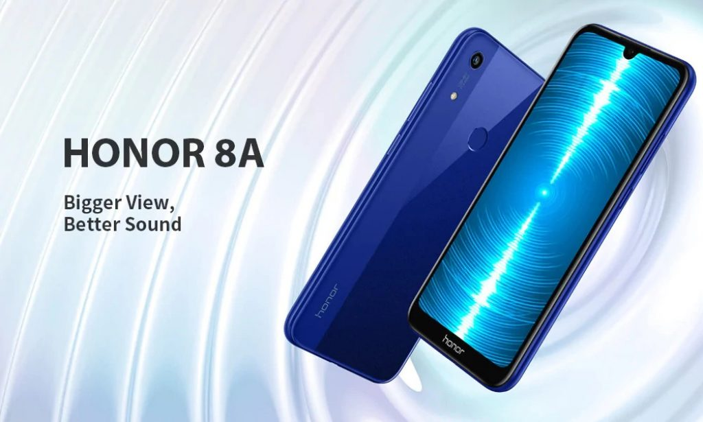 coupon, gearbest, HUAWEI Honor 8A 4G Phablet Smartphone