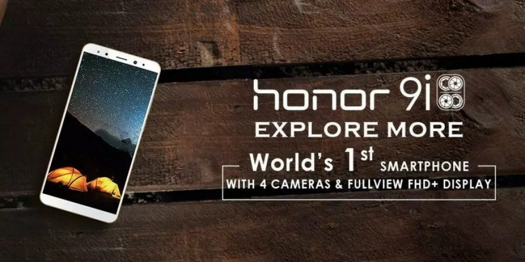 coupon, banggood, HUAWEI Honor 9i Smartphone