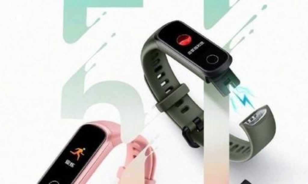 coupon, banggood, Huawei Honor Band 5i Full Touch Wristband Smart wartch