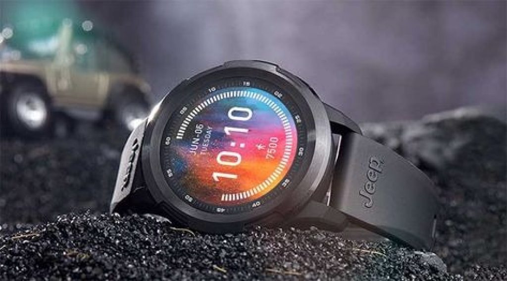 coupon, gearbest, JEEP smart watch HY-WS02