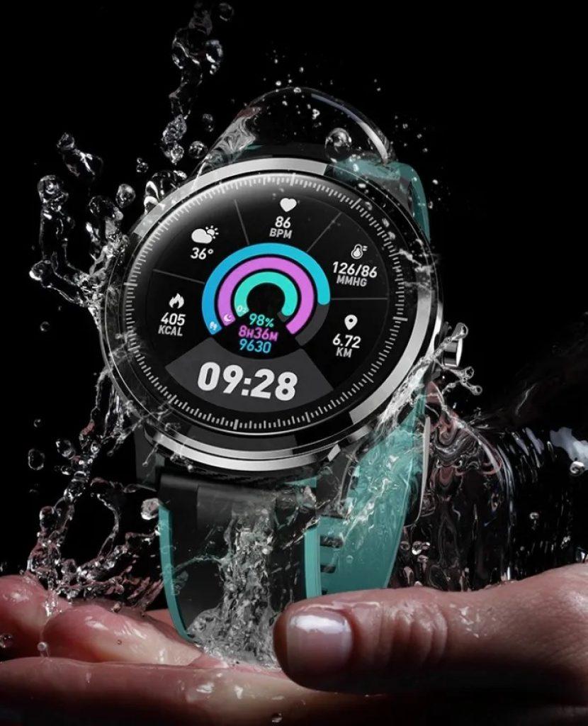 gearbest, coupon, banggood, Kospet Probe Full Touch Screen Wristband Smartwatch