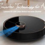 coupon, cambio, Lenovo X1 LDS Lidar Laser Navigation Aspirapolvere per robot bagnato e asciutto