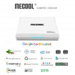 coupon, gearbest, MECOOL KM9 Pro Honour Google Certificated Voice Control TV Box