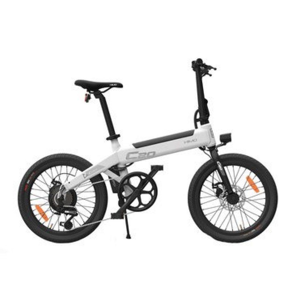 coupon, banggood, RICH BIT TOP-619 36V 250W 10.2Ah 14 inch Folding Electric Bike Moped Electric Bicycle