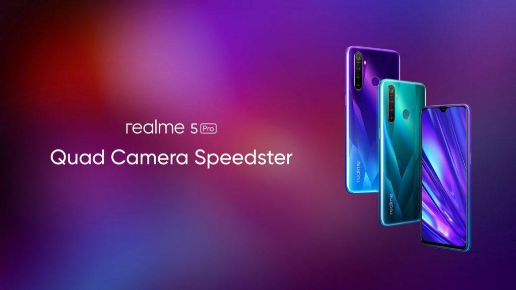 कूपन, धमाकेदार, Realme 5 प्रो स्मार्टफोन