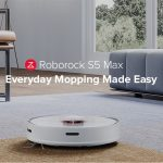 edwaybuy, banggood, gshopper, geekbuying, gearbest, banggood, geekbuying, coupon, xiaomi, gearbest, Roborock S5 Max Laser Navigation Robot Vacuum Cleaner