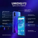 kupong, banggood, UMIDIGI F2 Smartphone