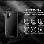 κουπόνι, gearbest, Ulefone Armor 7 4G Phablet Smartphone