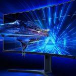 쿠폰, Banggood, XIAOMI Curved Gaming Monitor
