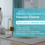 coupon, gearbest, Xiaomi Handheld Cordless Wireless Vacuum Cleaner