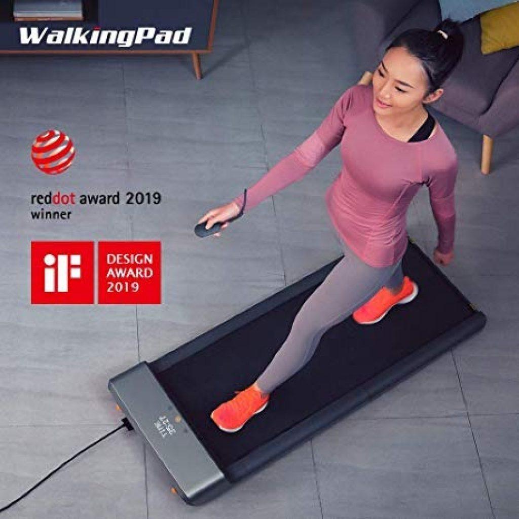 קופון, banggood, Xiaomi Mijia חכם מתקפל כרית הליכה החלקה על הליכון ספורט ריצה מכונת