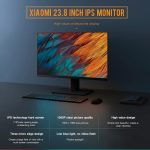 kupon, gearbest, Xiaomi XMMNT238CB 23.8 Inch IPS Monitor