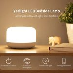 coupon, gearbest, Yeelight YLCT01YL LED Bedside Lamp Colorful Soft Bright Intelligent Control Adjust Brightness ( Xiaomi Ecosystem Product )