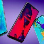 Ang mga pagpapadala ng smartphone ng Huawei