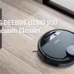 القسيمة ، والعتاد ، ECOVACS DEEBOT OZMO 930 مكنسة كهربائية روبوت