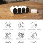 gearbest, kupon, banggood, IMILAB EC2 Xiaobai Battery Bersyon Smart IP Camera