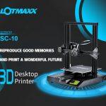 coupon, gearbest, LOTMAXX SC-10 Build Volume 235x235x280mm Desktop 3D Printer