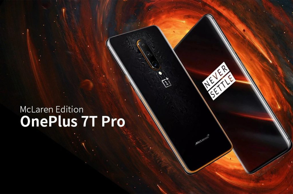 coupon, gearbest, OnePlus 7T Pro McLaren Edition International 4G Phablet Smartphone