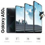 kupón, převodovka, Samsung Galaxy A50s 4G Smartphone
