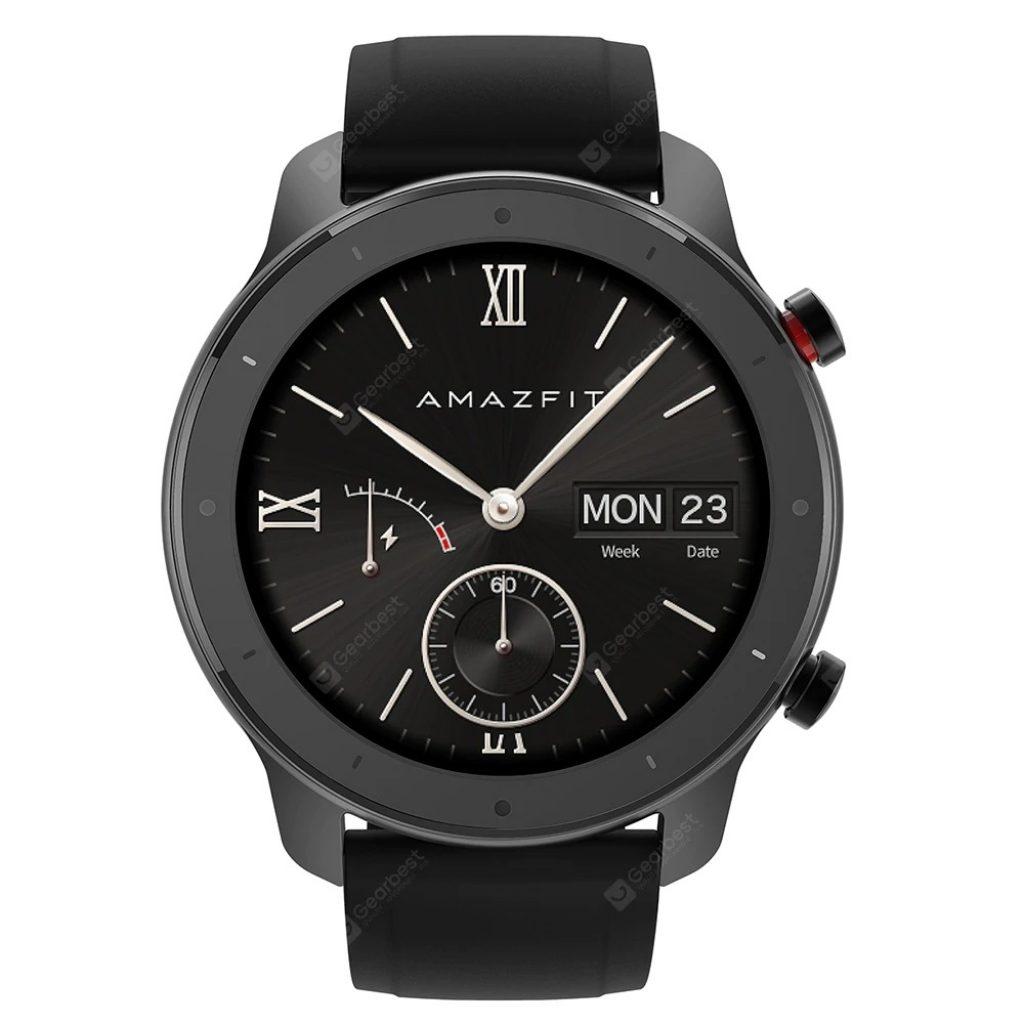 القسيمة ، والعتاد ، XIAOMI Amazfit GTR Lite 47mm Smartwatch