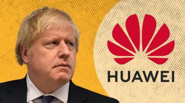 Marea Britanie Huawei 5G