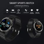coupon, gearbest, Alfawise T1S Sports Smartwatch