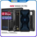 coupon, gearbest, DOOGEE S95 Pro Helio P90 Octa Core 8GB 128GB Modular Rugged Mobile Phone