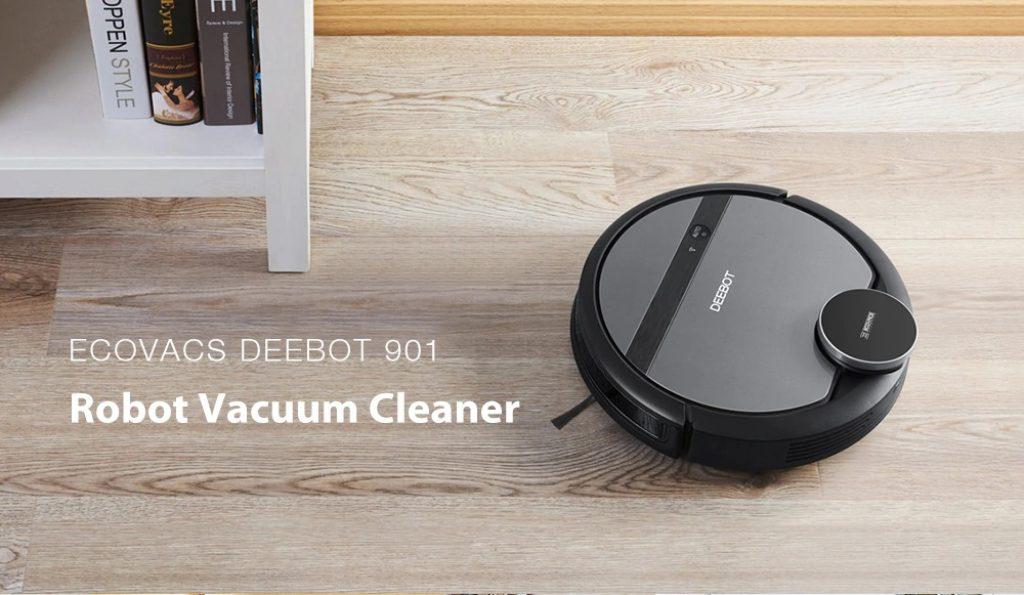 coupon, banggood, ECOVACS DEEBOT 901 Robot Vacuum Cleaner