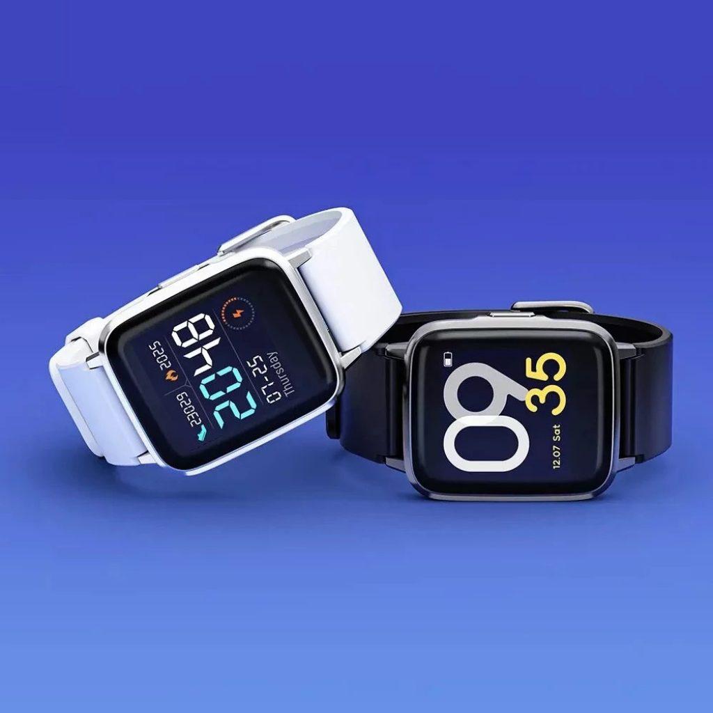 쿠폰, tomtop, 글로벌 버전 Xiaomi Haylou LS01 Smart Watch