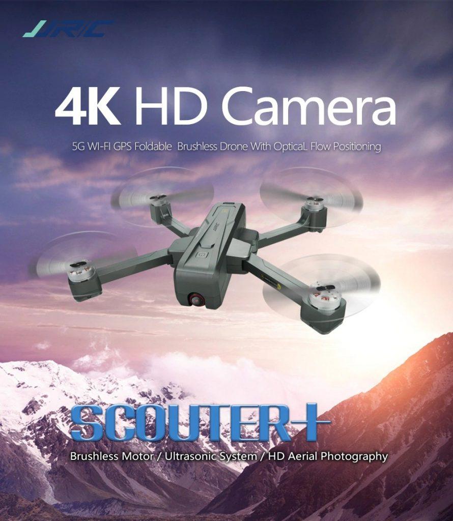 kupón, převodovka, JJRC X11P 5G WiFi GPS optický tok 4K HD bezkartáčový RC fotoaparát závodní dron Kvadrokoptéra