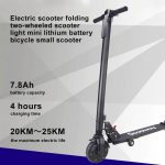 kupon, gearbest, SCOOWAY Electric fold Scooter