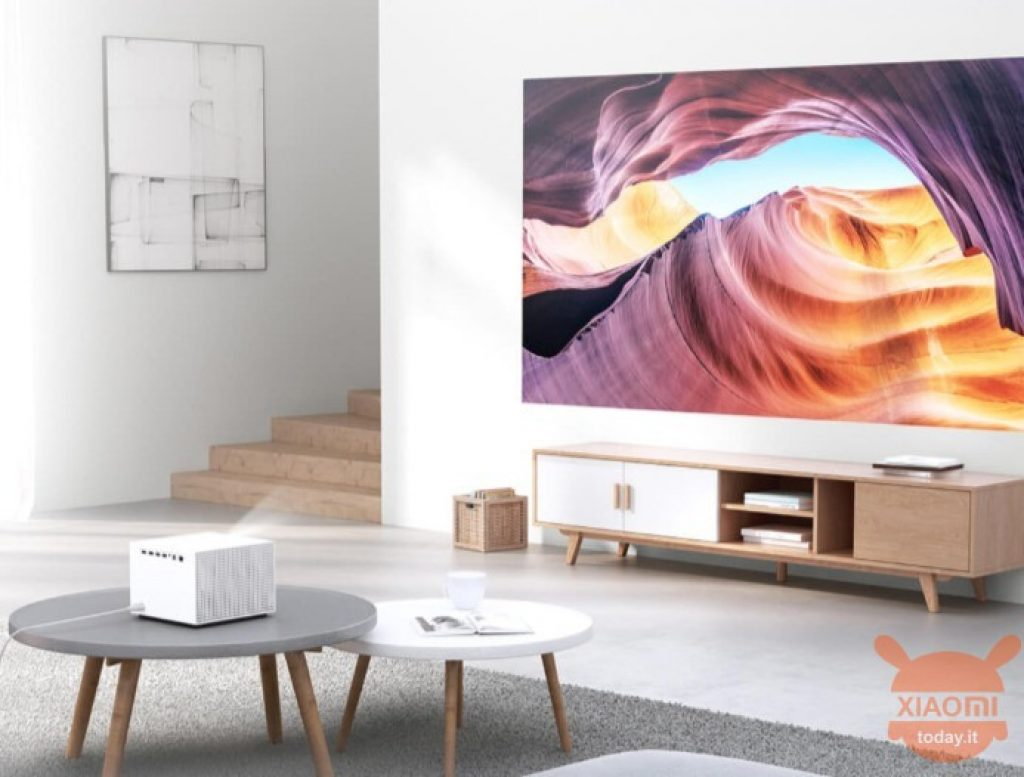 كوبون ، بانجقود ، XIAOMI Ecosystem Fengmi Vogue Projector